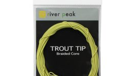 Trout TIPS braided core