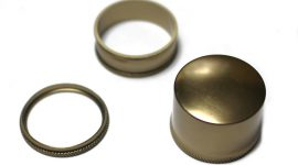 Reel end cap & Ring 3 piece set